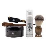 BrowTycoon® MEN ● Shaving Brush _