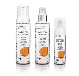 Simply Bronze® self tan Spray 200ML