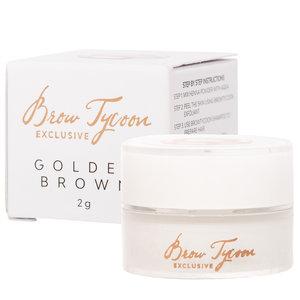 Browtycoon Exclusive Henna Golden