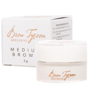 Browtycoon Exclusive Henna Medium